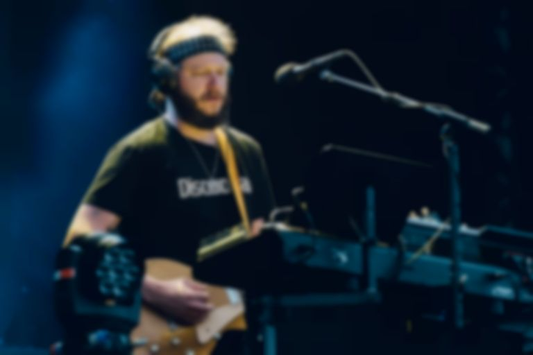 Bon Iver premieres new material on closing night of All Points East festival
