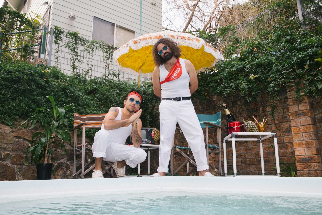 Australian party outfit Bootleg Rascal release eclectic double A