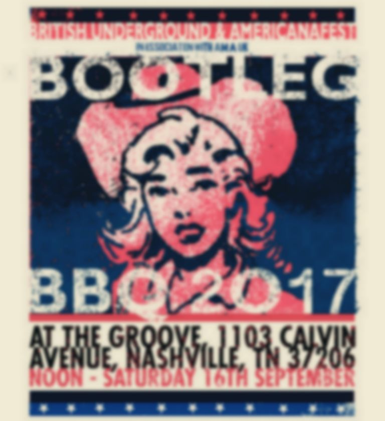 British Underground Presents Bootleg BBQ at The Groove, Nashville 16 September