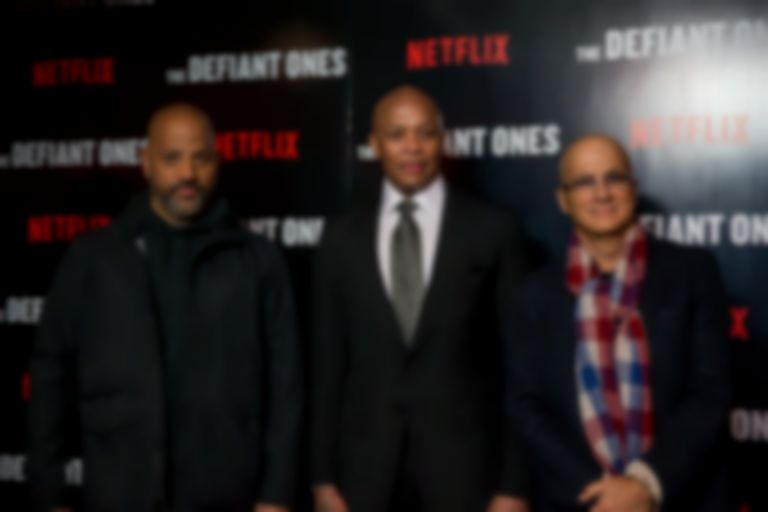 "Dr Dre and Jimmy Iovine tease ""something…fantastic"" for their next big project"