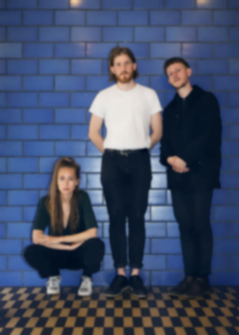 "Copenhagen's most on-trend new trio CHINAH come of age on the stunning ""Can't Remember How It Feels"""