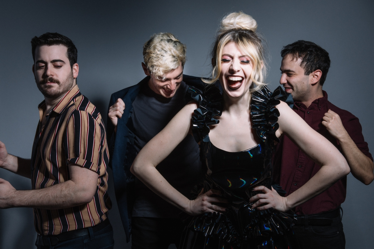 Charly Bliss launch 24 hour tv channel to celebrate album release