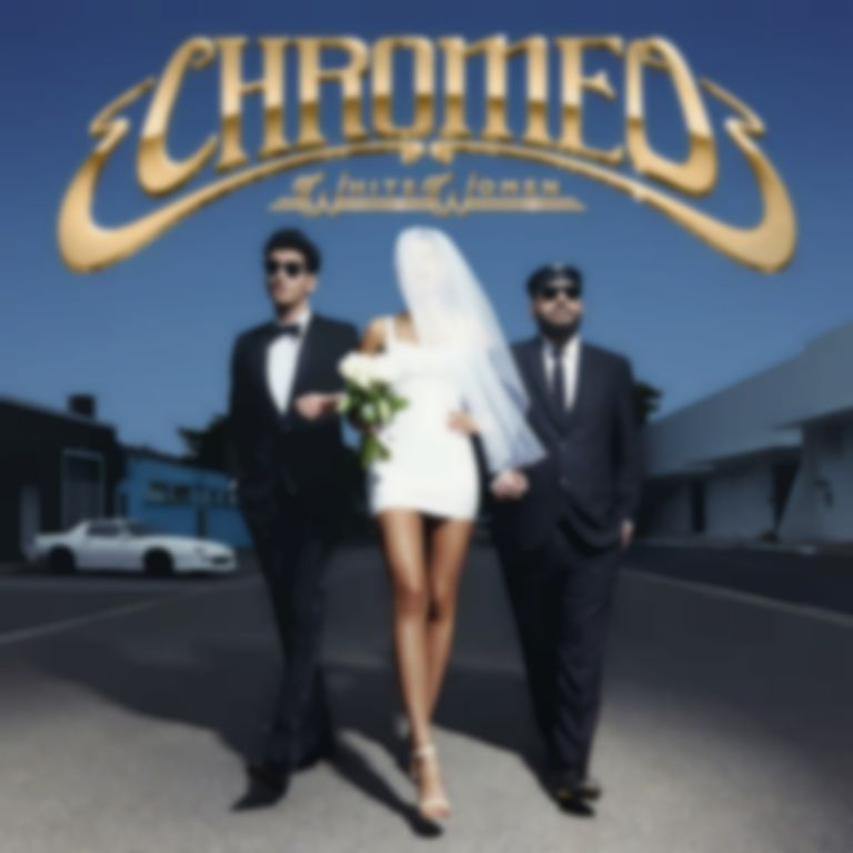 "Chromeo stream new album ""White Women"""