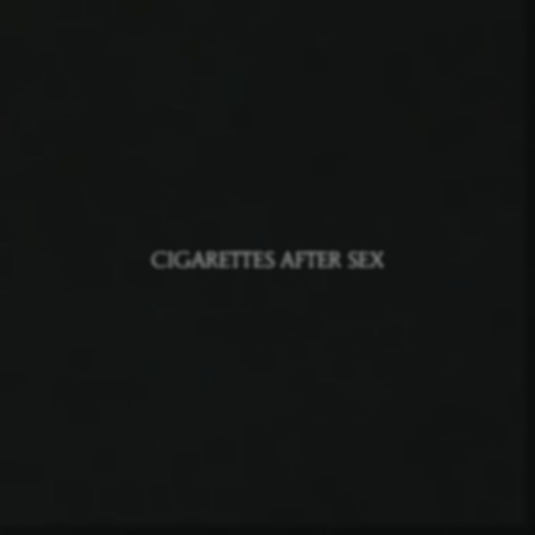 <em>Cigarettes After Sex</em> by Cigarettes After Sex