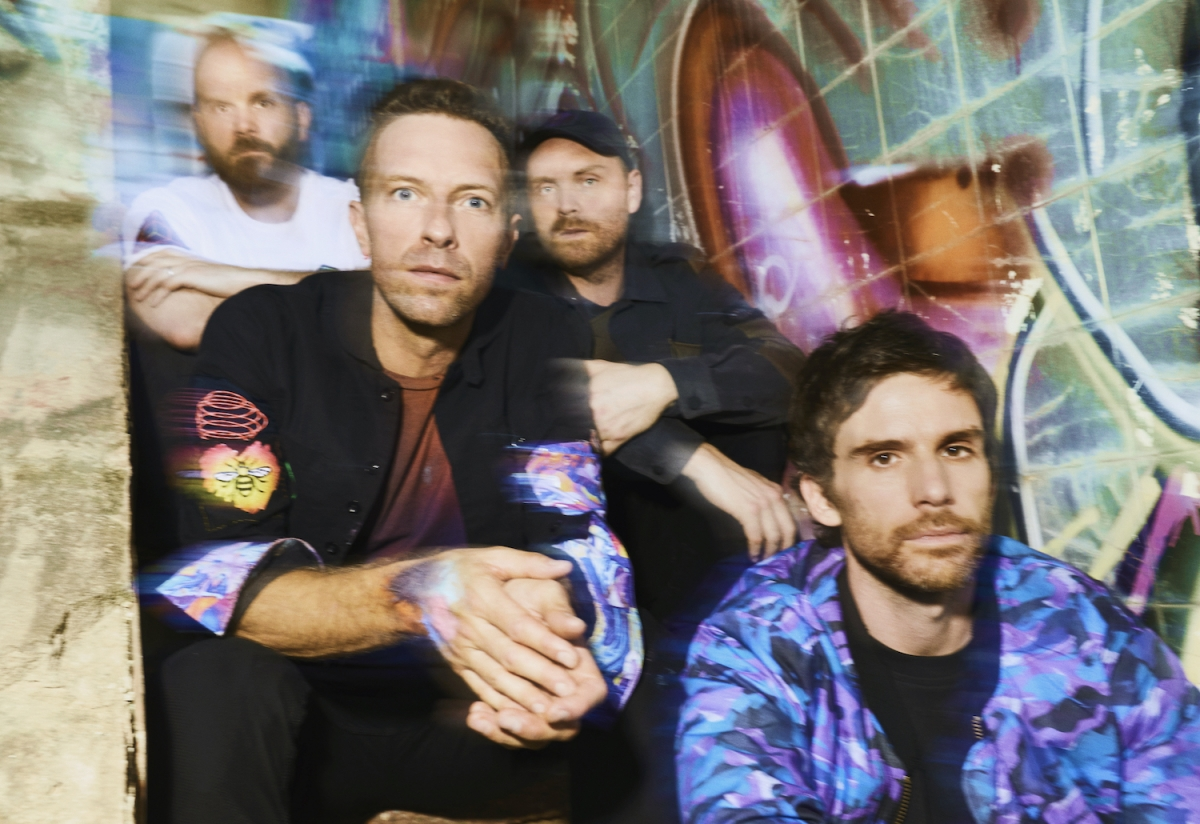 Coldplay announce new Max Martin-produced album Music Of The Spheres