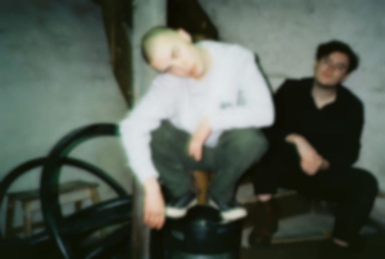 """Young Milk"" is the latest slice of unruly anthemic punk from Norwegian duo Company Ink"