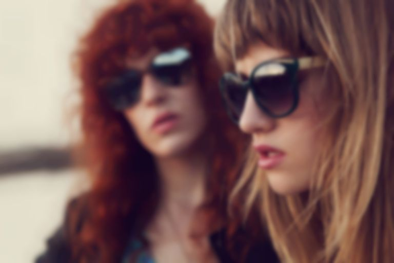 "Deap Vally return with fuzzy new single ""Get Gone"""