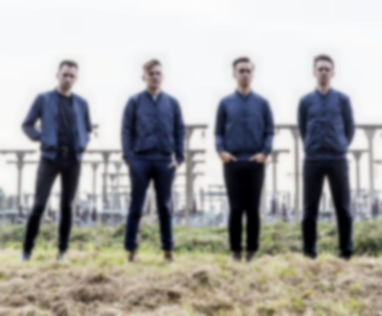 "Dutch Uncles unveil new Big Balloon preview ""Streetlight"""