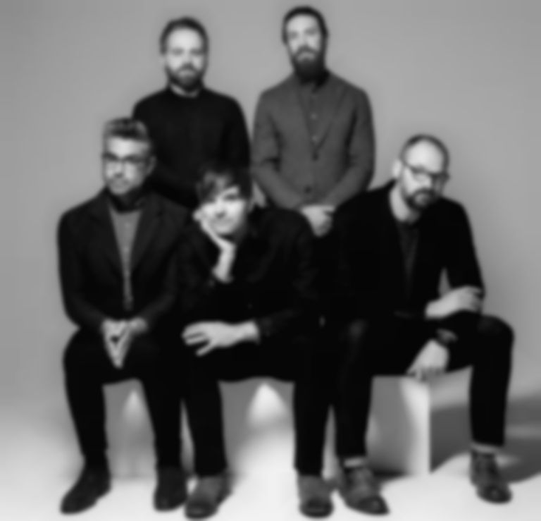 "Death Cab For Cutie announce new album, share first single ""Gold Rush"""