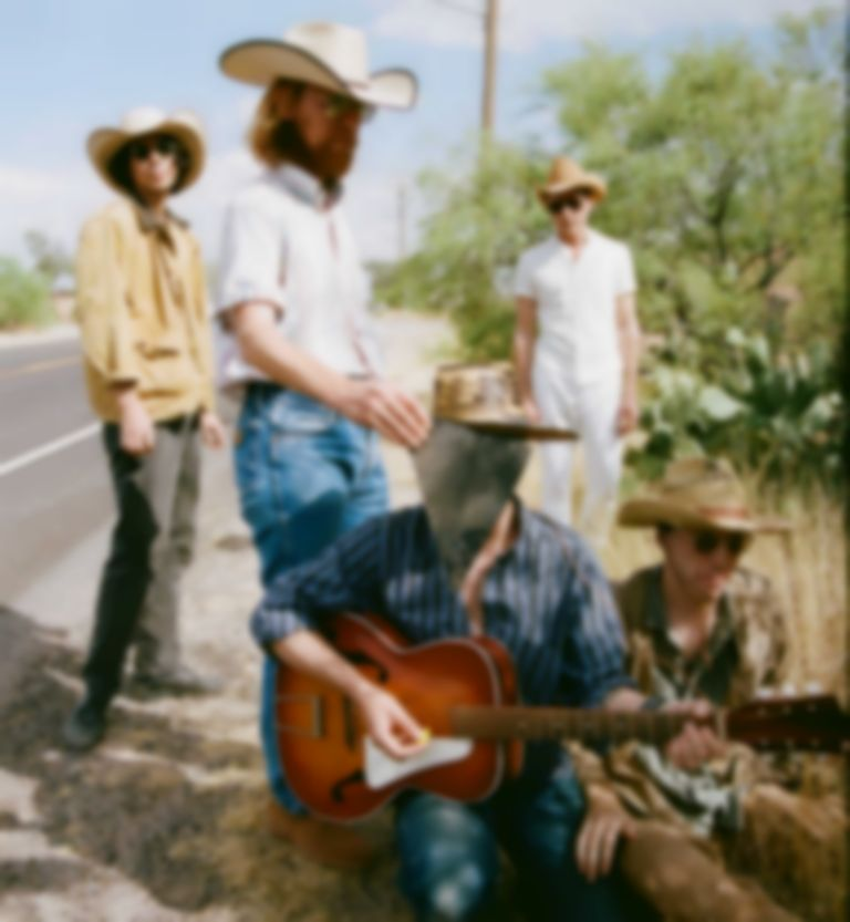 "Deerhunter announce new record with opening track ""Death In Midsummer"""