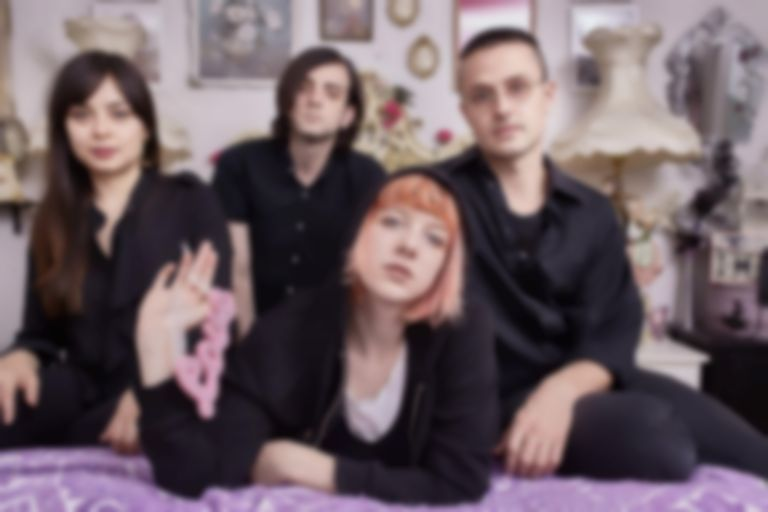 "Dilly Dally bluster into the spotlight with ""Purple Rage"""