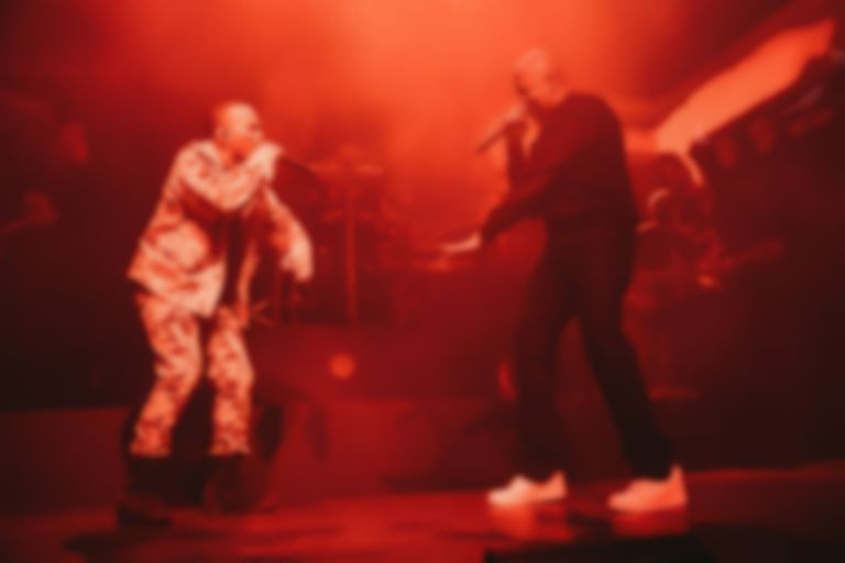Dr. Dre played London with Anderson .Paak last night [video]