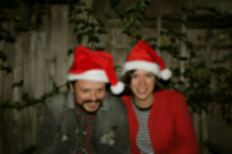 "Girl Ray and The Boy Least Likely To pair up and release new festive single ""The Christmas Stick"""