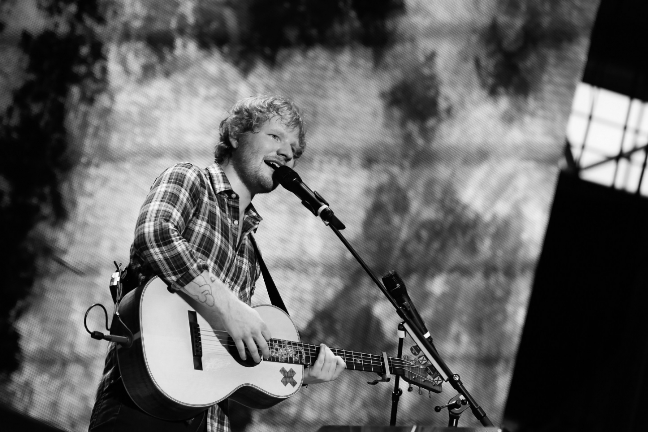 "Ed Sheeran unveils new Chance The Rapper collaboration ""Cross Me"" and details upcoming album"