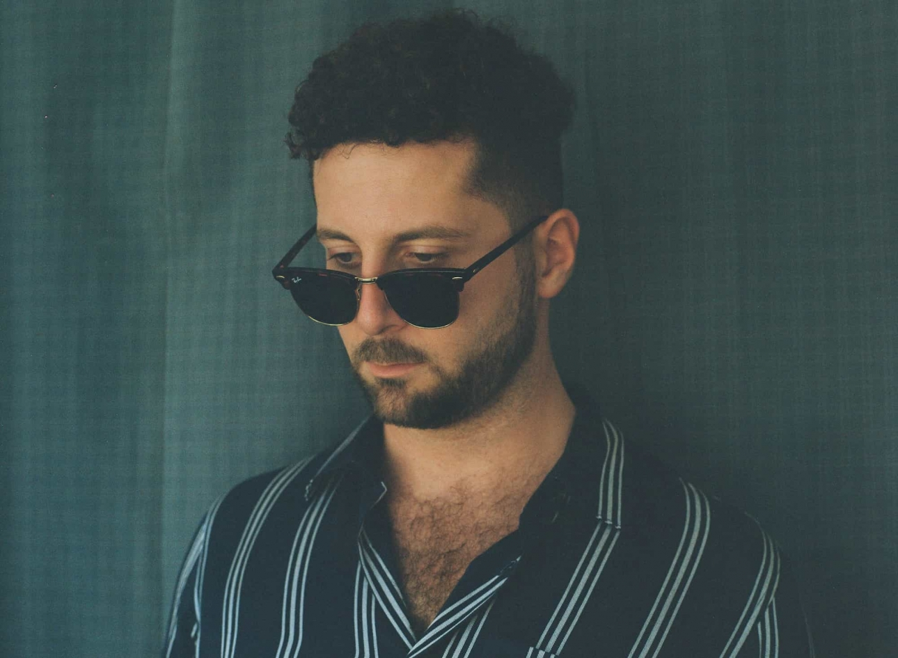 "Step into Elderbrook's electronic trance where habits die hard on new offering ""Old Friend"""