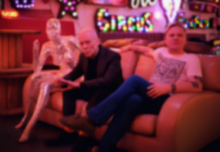"Erasure share pulsating new single ""Shot A Satellite"""
