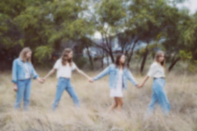 "Sydney girlband Erthlings' second offering ""Cuts & Bruises"" is a deep atmospheric change in pace"