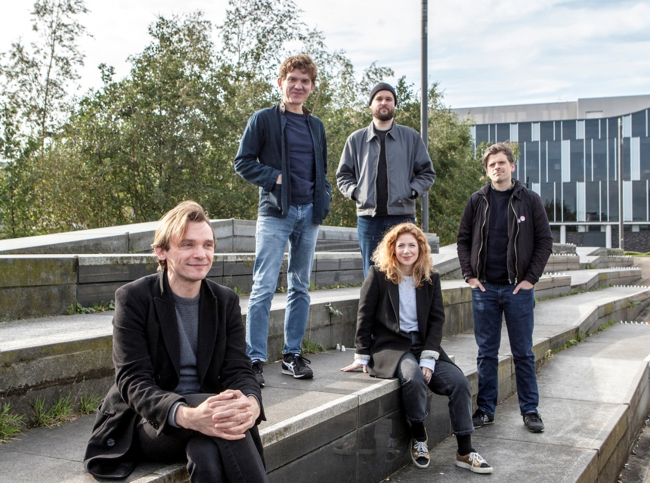 """Field Music unveil new song """"Beyond That of Courtesy"""""""
