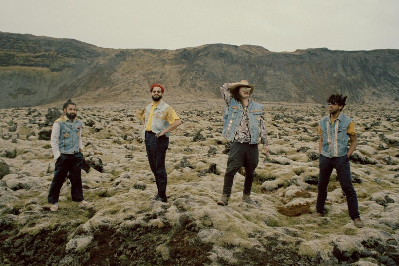 "Flamingods share hallucinogenic new single ""Paradise Drive"""