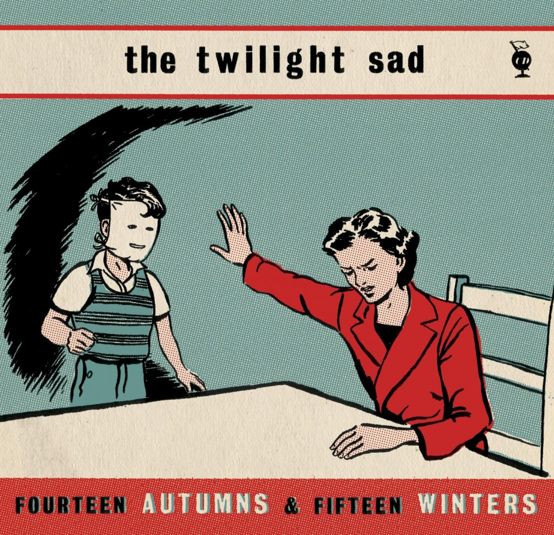 Fourteen Autumns & Fifteen Winters cover art