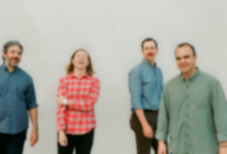 "Future Islands unveil first new single in three years ""For Sure"""