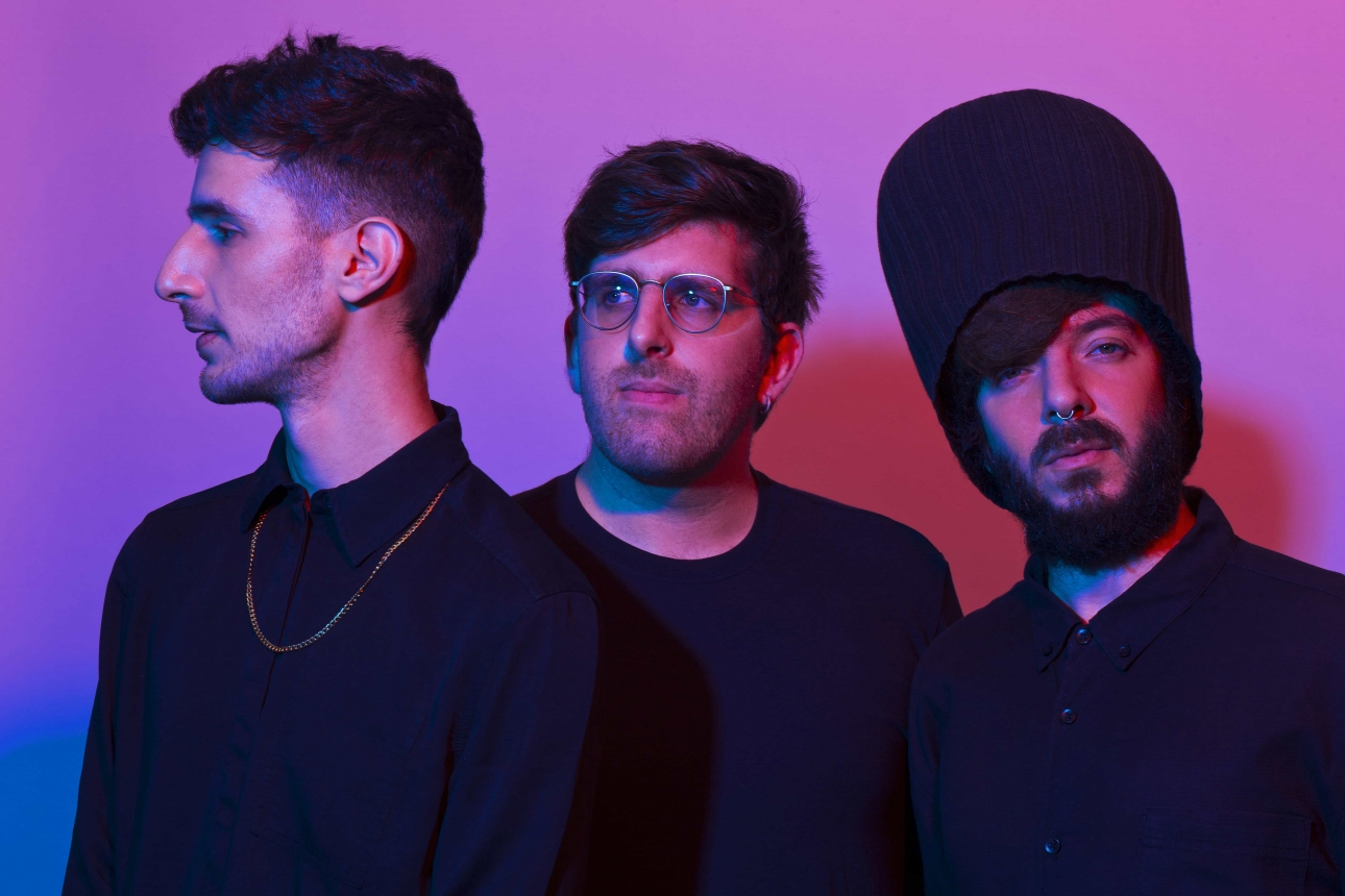 Tel-Aviv outfit Garden City Movement unveil wistful indie-electro