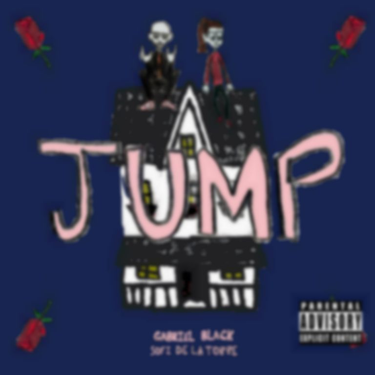 "Gabriel Black and Sofi de la Torre team up on the sensationally dark and twisted ""Jump"""