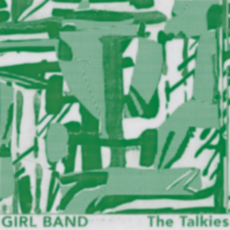 <em>The Talkies</em> by Girl Band