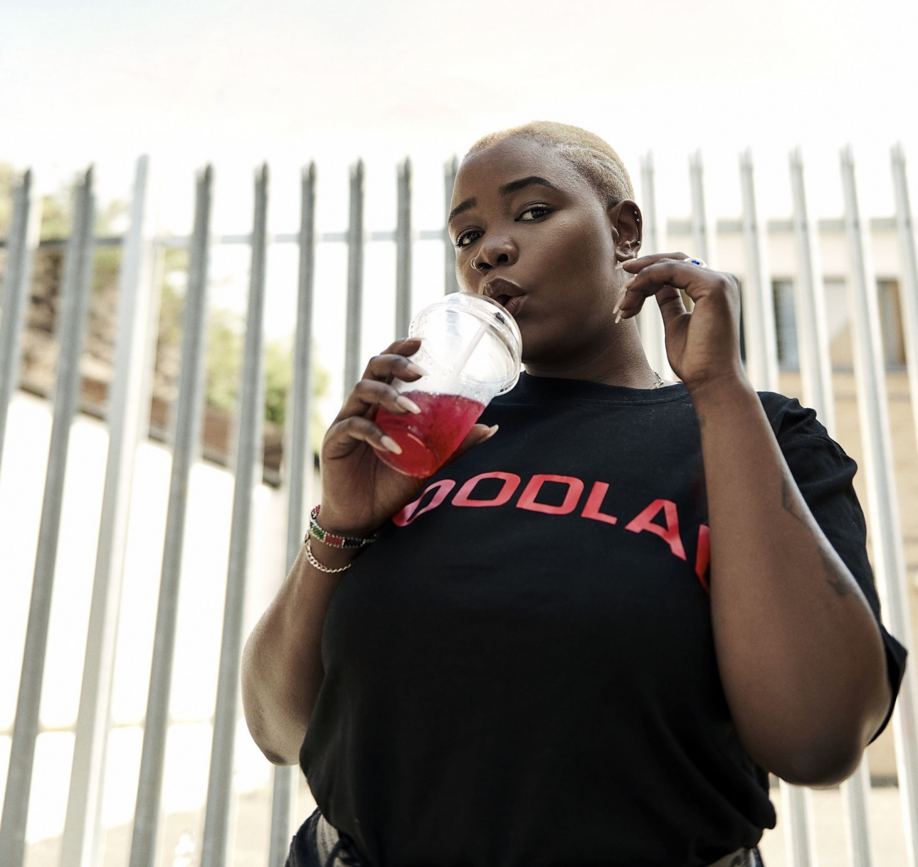 20-year-old Hamzaa proves that she is the real deal at sold-out Omeara show in London
