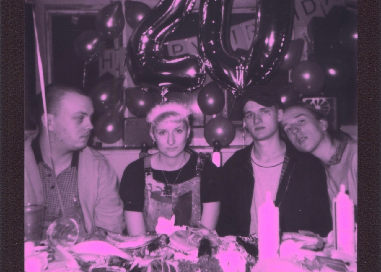 """Liverpool band Hannah's Little Sister make their strikingly brilliant debut  with """"20"""""""