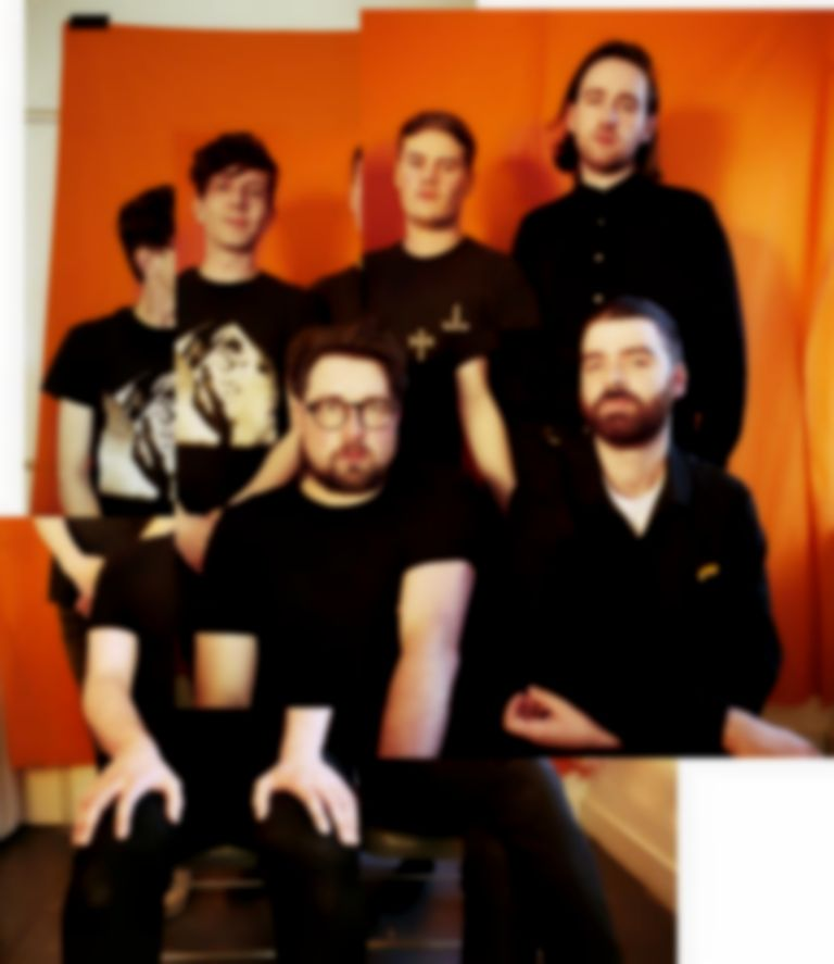 "Hookworms are back with seven minute gem ""Negative Space"""