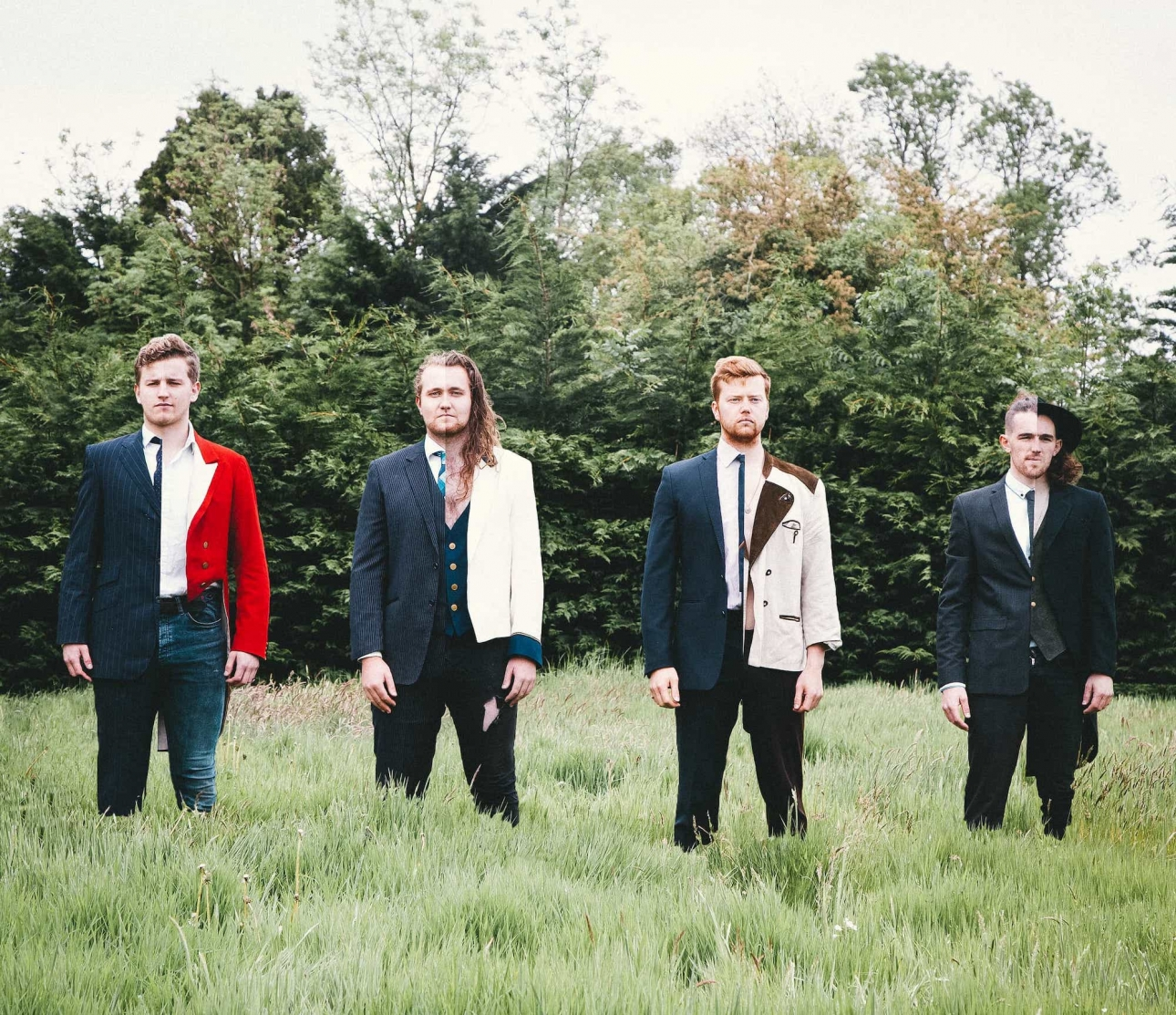"""Northern Irish alt-rockers Hunkpapa include all the right ingredients on the infectious """"Cappuccino"""""""