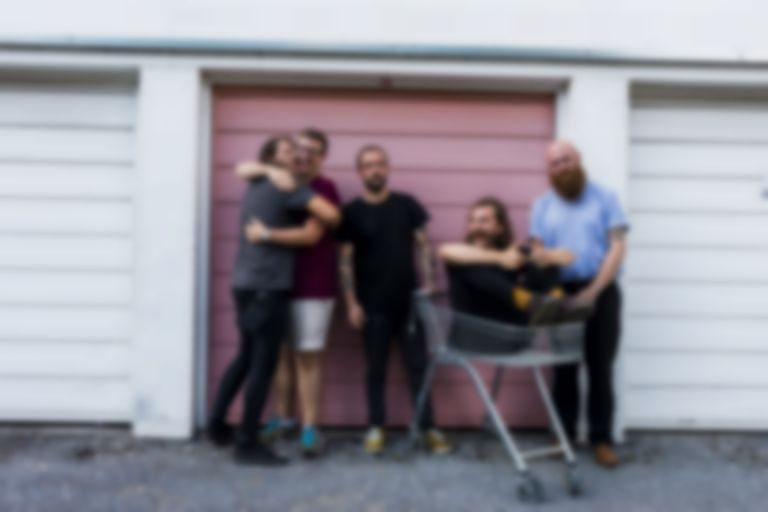 Idles are in the studio working on album two