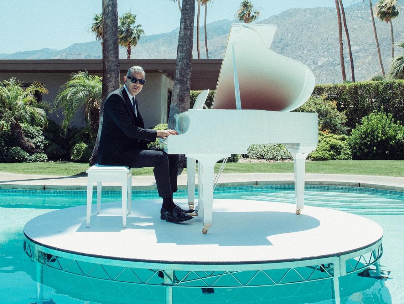 Sharon Van Etten, Anna Calvi, and more will feature on Jeff Goldblum's new album