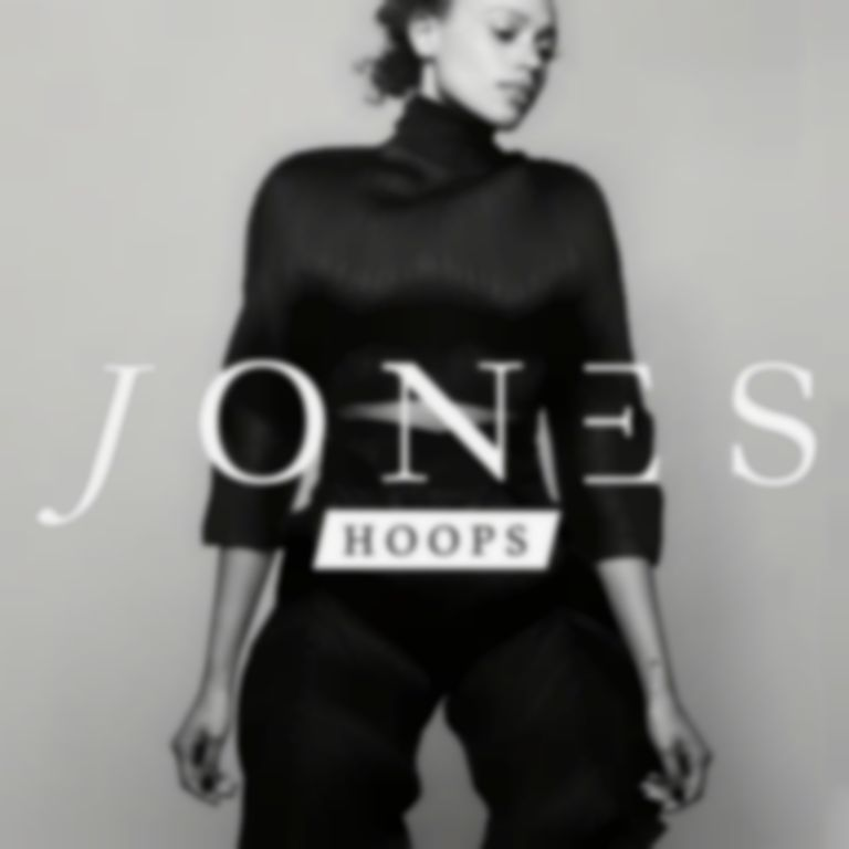 "JONES announces debut album with ""Hoops"", a powerful exploration of unreciprocated love"