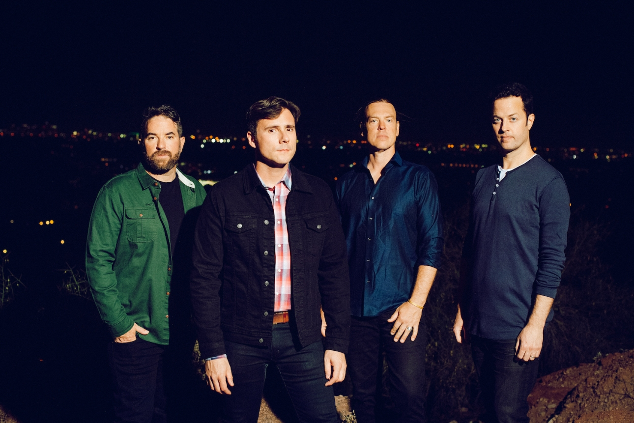 """Jimmy Eat World announce new LP with lead offering """"All The Way (Stay)"""""""