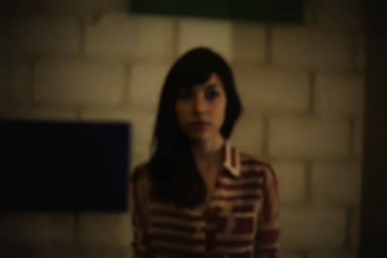 Julia Holter - St John's Church, London 21/07/14