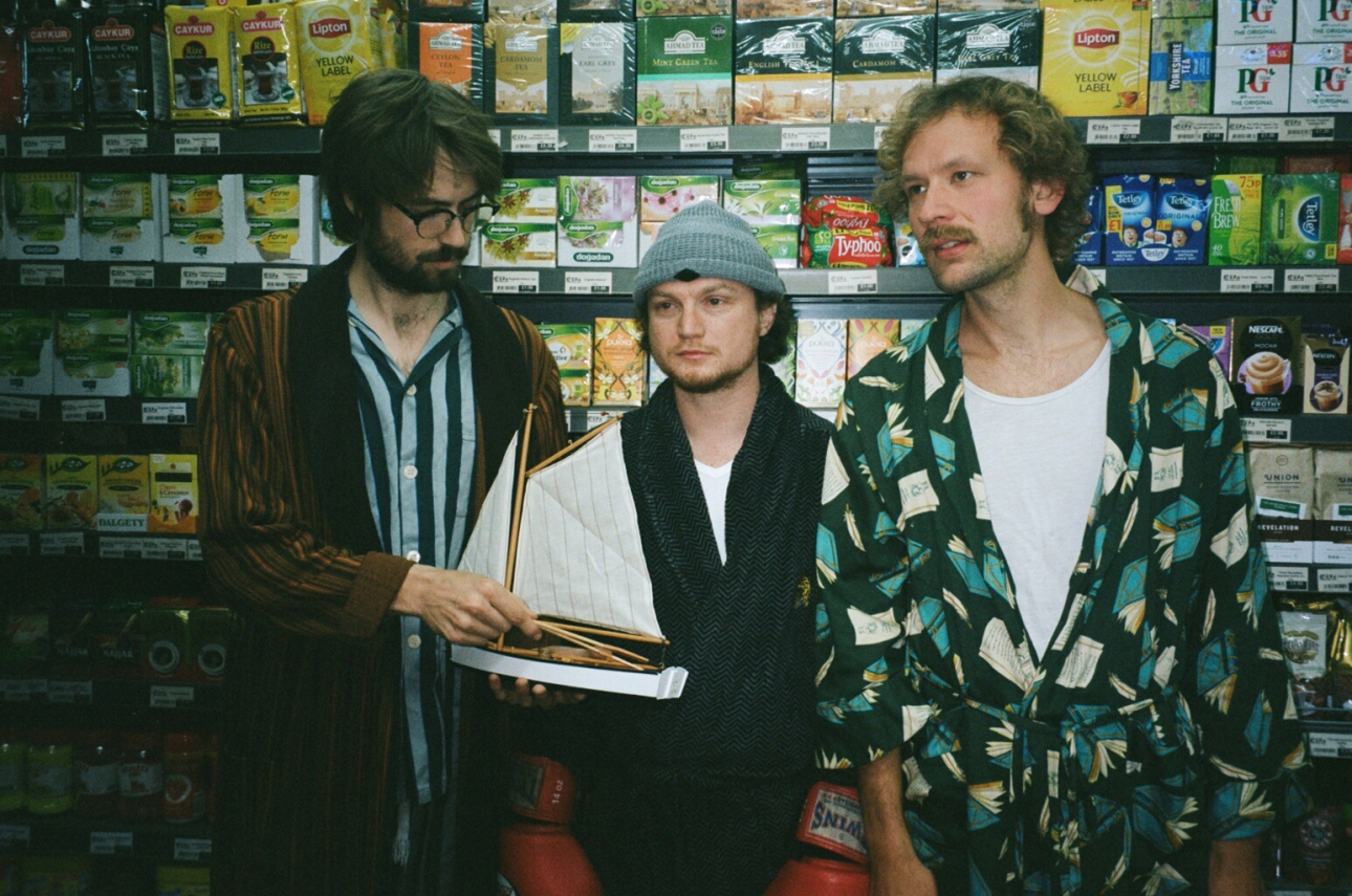 "Anglo-Swedish trio King Casio express climate concern on lilting lo-fi lullaby, ""BBBC"""