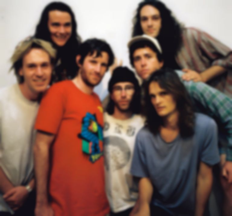 "King Gizzard and the Lizard Wizard return with trippy space cut ""Cyboogie"""