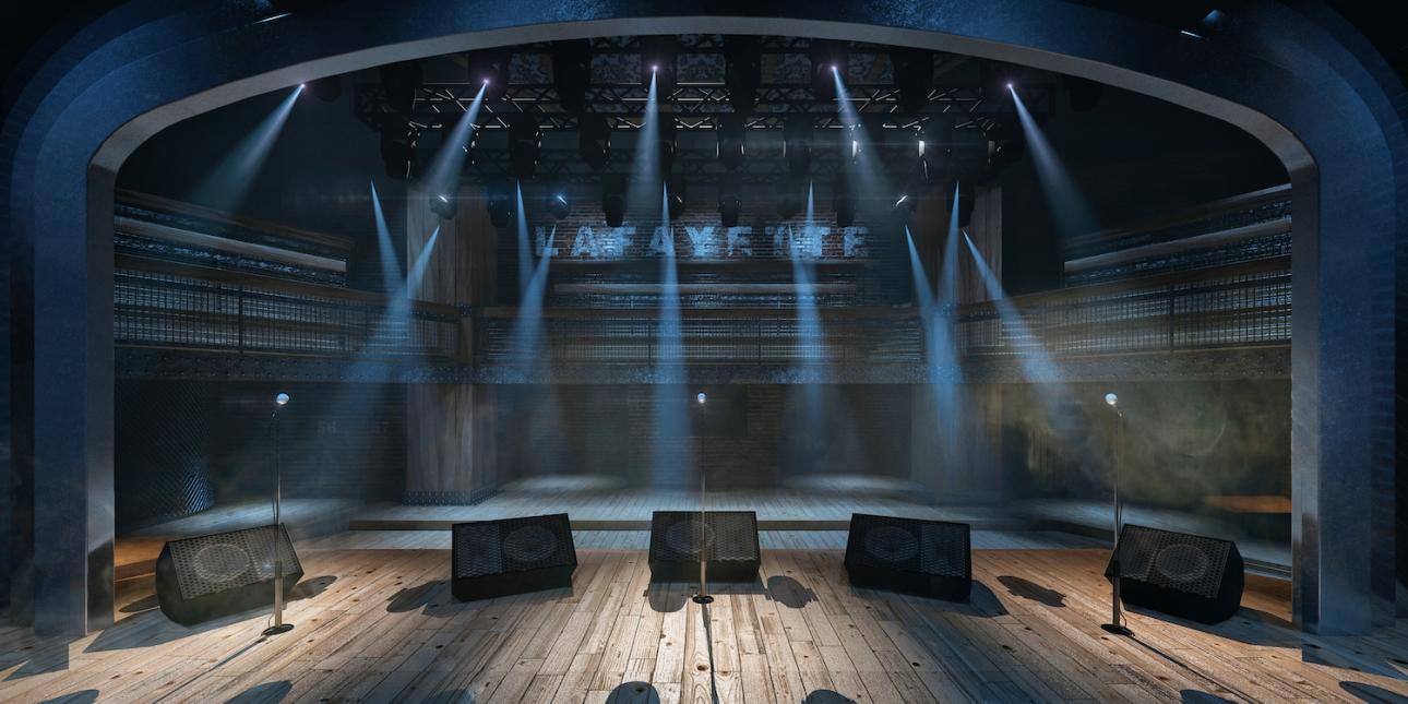 Ben Lovett of Mumford & Sons to open new London venue Lafayette next year