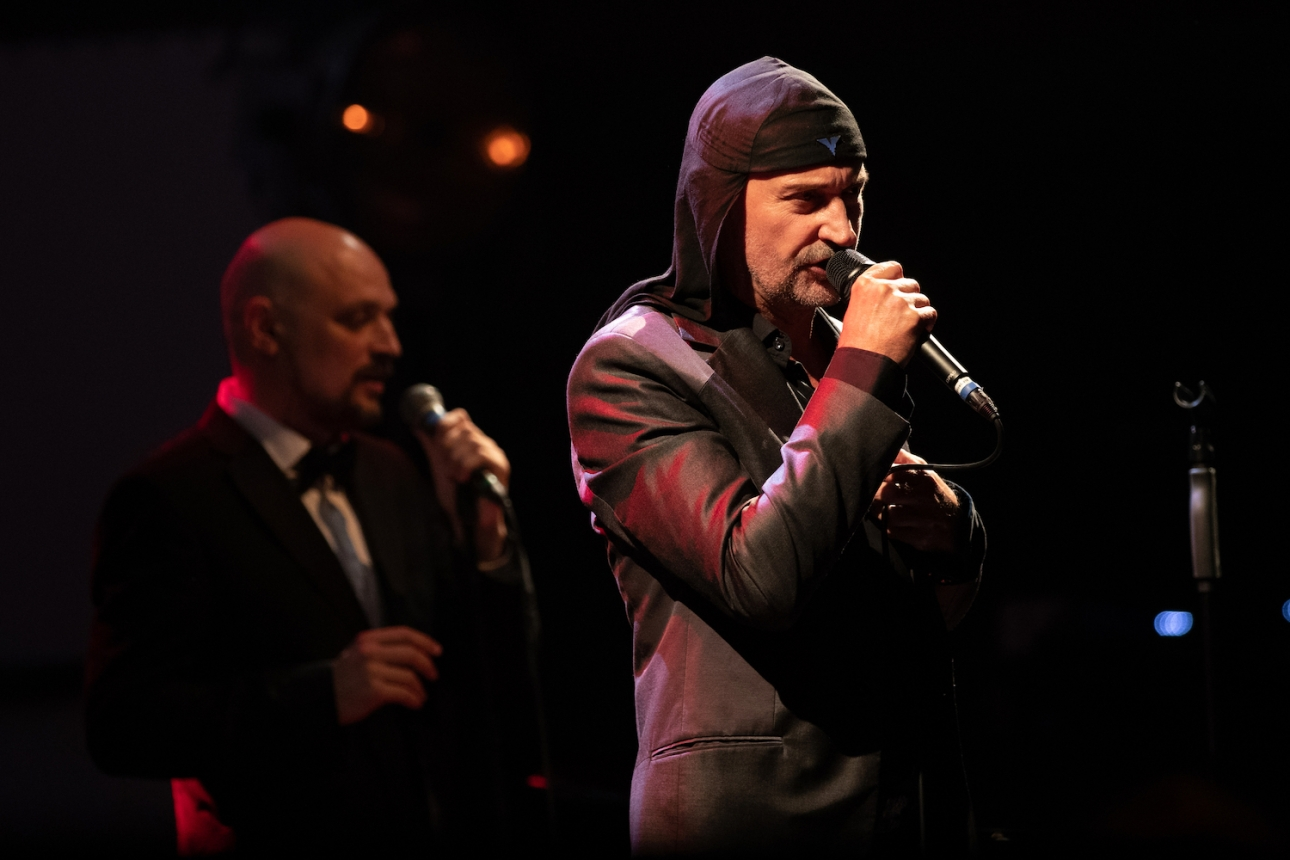 "Laibach unveil ""The Coming Race"" from upcoming Iron Sky movie soundtrack"