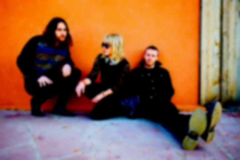 "The Joy Formidable reveal new single ""The Wrong Side"" and detail forthcoming album AAARTH"