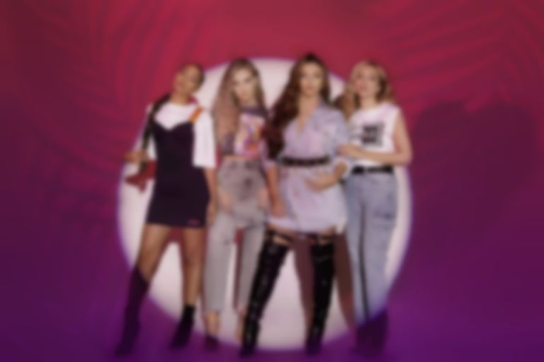 "Little Mix heat it up on new single ""Bounce Back"""