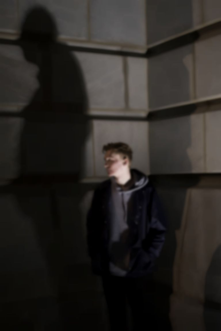 "Lontalius lets his somber side show on ""Kick in the Head"""