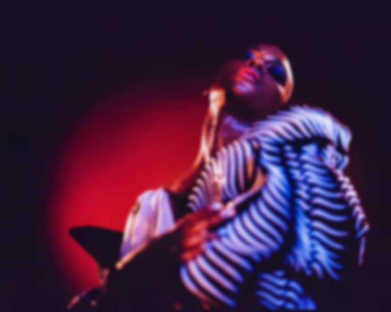 "Lotic celebrates inner-strength and resilience on mesmerising new track ""Solace"""