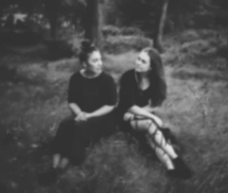 "'Atmosfolk' duo Saint Sister share otherworldly debut single ""Madrid"" [Premiere]"