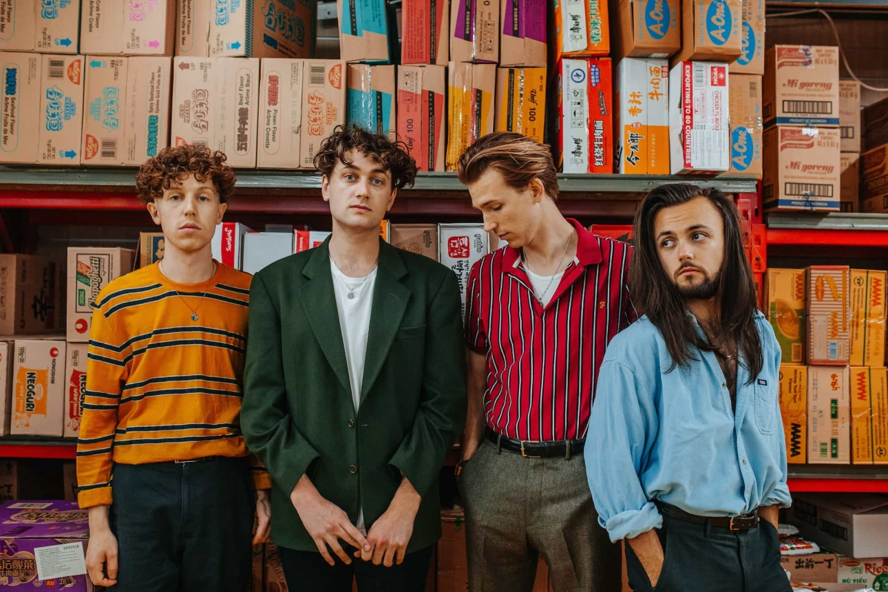 """Leeds four-piece Marsicans deliver on the gigantic """"Little Things"""""""