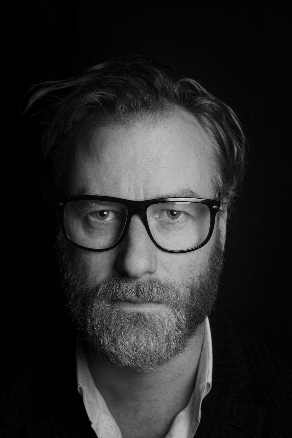 Matt Berninger by Graham Mcindoe