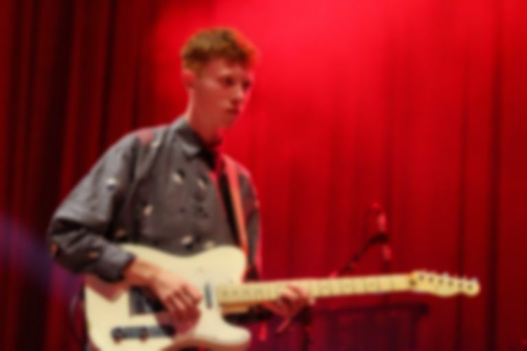 King Krule is sending fans unmarked packages in the post
