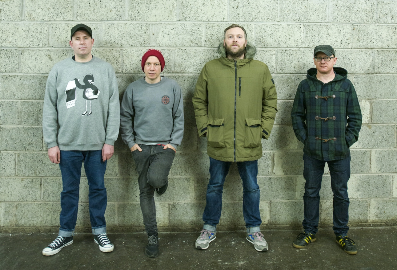 Mogwai achieve first UK number one album with As the Love Continues